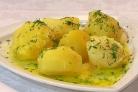 Картофель на пару