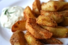 Картофель запеченный в аэрогриле