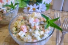 Салат Столичный классический рецепт