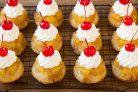 Нежные ананасовые кексы