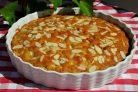 Пирог на маргарине