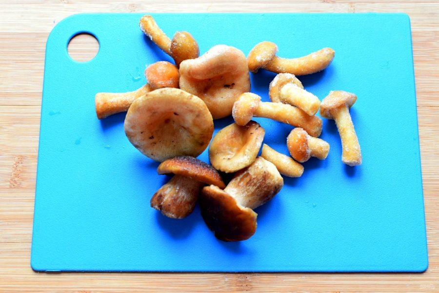 Солянка с грибами по-сибирски