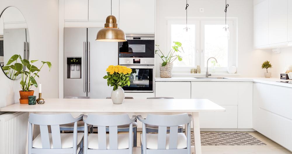 Отмыть кухню от жира просто!
