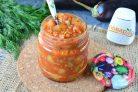 Баклажаны в кисло-сладком соусе на зиму