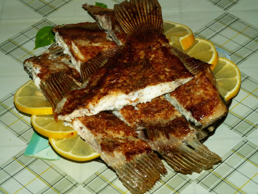 блюда из камбалы рецепты с фото простые настоящего харчо