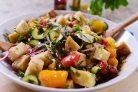 Итальянский салат Панцанелла