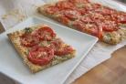 Тарт Три сыра с помидорами