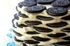 Тортик из печенья без выпечки