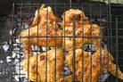 Куриные крылья на гриле