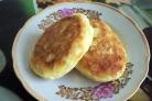Картофельные пирожки с начинкой