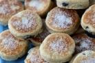 Уэльское печенье на сковороде