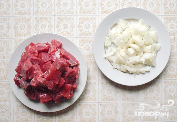 Как приготовить гуляш из телятины