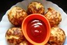 Манно-творожные шарики Аппа