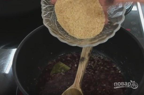 Утиная грудка в вишневом соусе