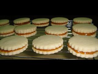 печенье со сгущенным молоком рецепт