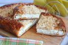 Татарский пирог с творогом