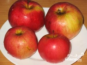 Яблоки запеченные в микроволновке
