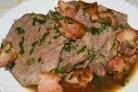 Мясо по-фламандски