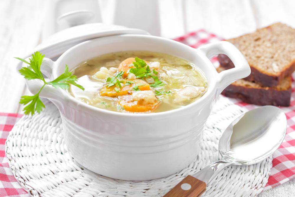 Суп греческий