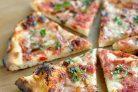Пицца из теста