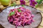 Салат Здоровье с капустой