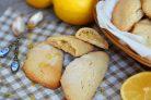 Печенье с лимонной начинкой