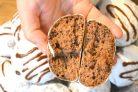 Простые шоколадные пряники