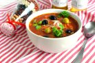 Греческий томатный суп