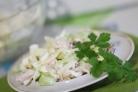Салат из копченой грудки