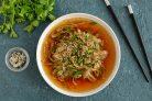 Китайский холодный суп