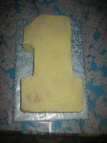 шаблон единички для торта фото всякий