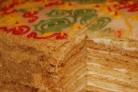 Торт Рыжик классический рецепт