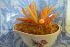 Паштет из говяжей печени с морковью и луком