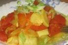 Тушеные овощи в мультиварке