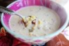 Кукурузный суп с чили