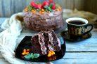 Великолепный шоколадный пирог