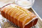 Лимонный пирог простой