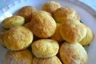 Быстрое печенье из творога