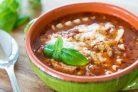 Суп-лазанья