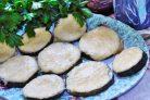 Закуска из кабачков с сыром и чесноком