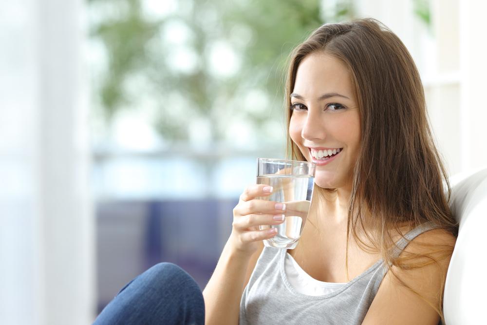 При кето-диете надо много пить