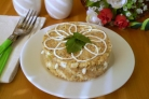 Салат с килькой в томате
