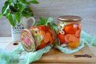 Помидоры с овощами в желе Ералаш