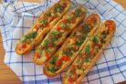 Бутерброды для пикника на природе