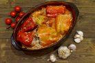 Фаршированные перцы в томатном соусе