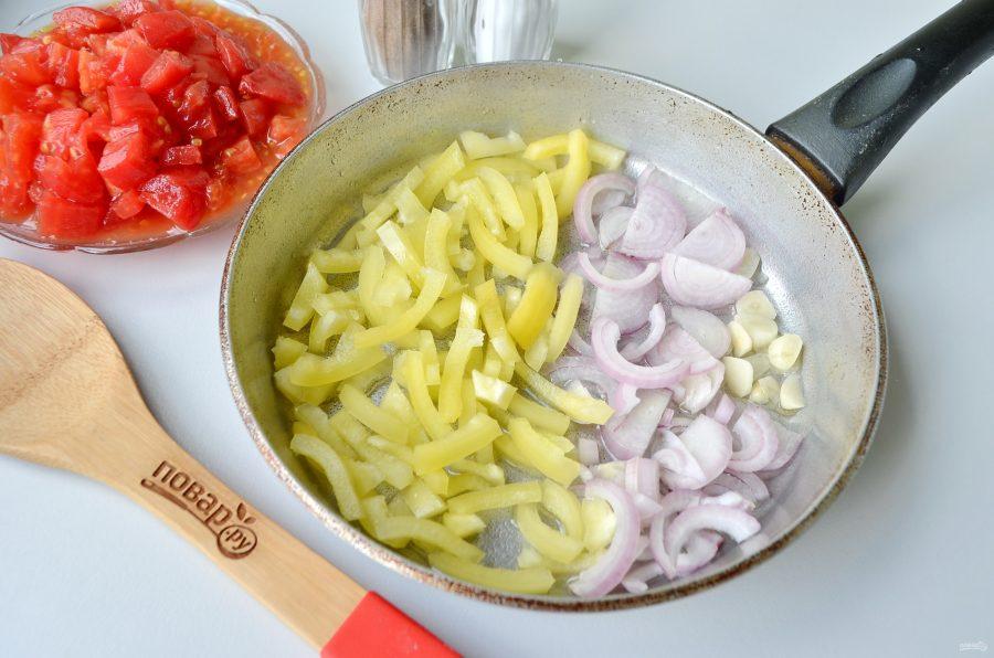 Запеченные картофельные ньокки