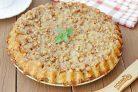 Яблочный пирог для веганов