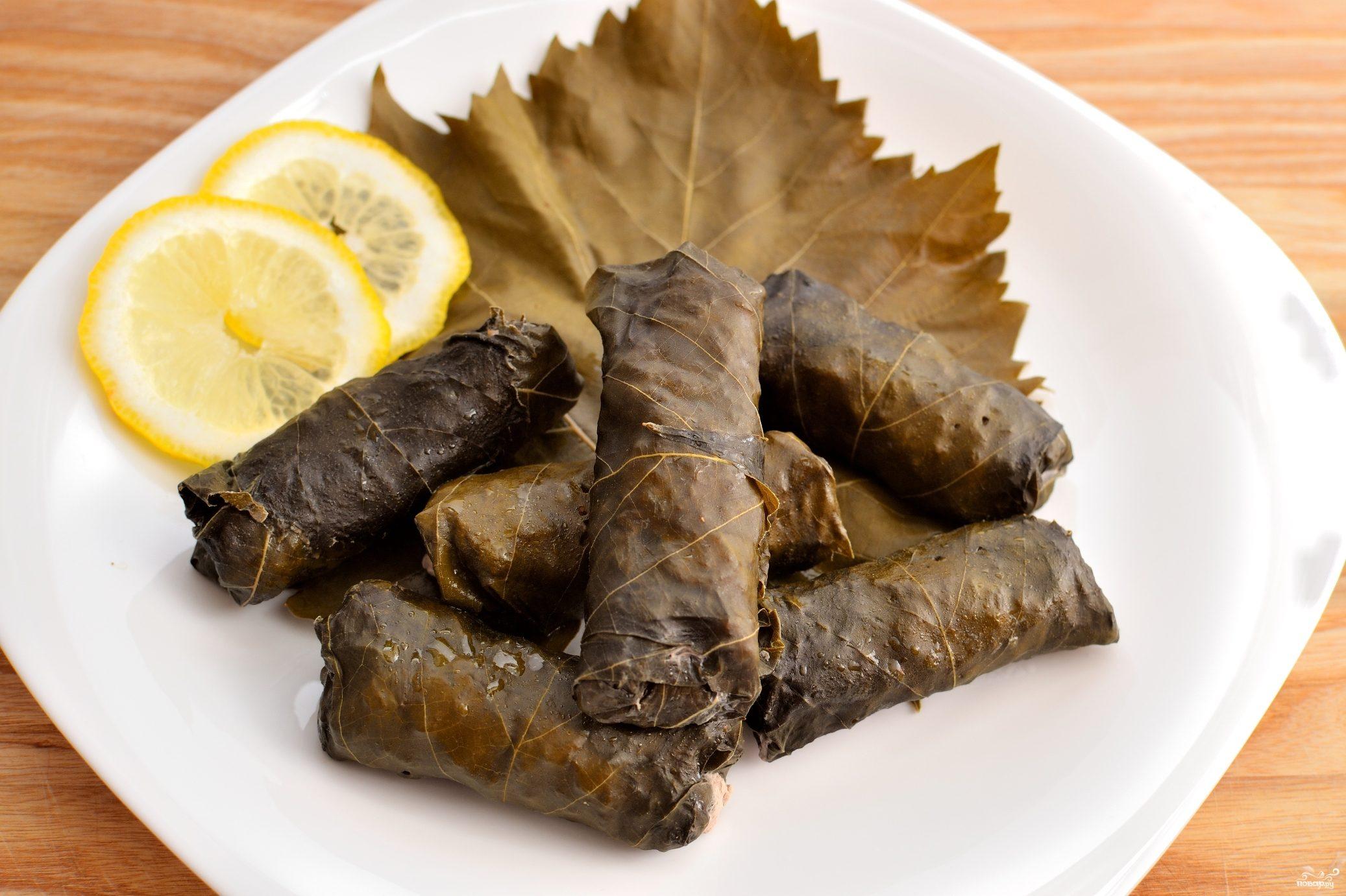 Рецепт Армянская долма