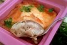 Запеченная рыба в горшочке по-зауральски