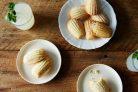 Бисквитное французское печенье Мадлен